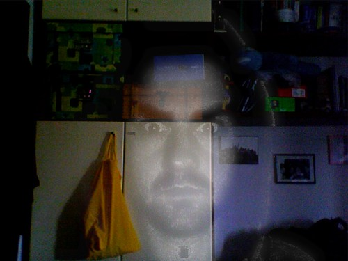 Ghost Effect on Mac OS X Photo Booth | by Zurgo