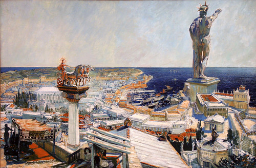 Frantisek Kupka - Colossus of Rhodos | by ahisgett