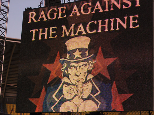 Rage Against The Machine Live@Modena | by dragov