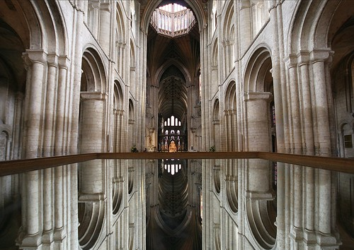 Ely Cathedral - Mirror image | by Heaven`s Gate (John)
