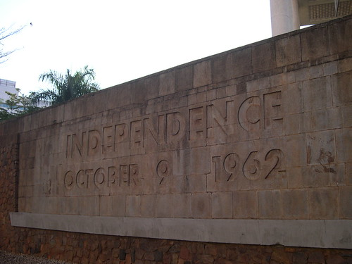 Independence Memorial in Kampala | by mifl68