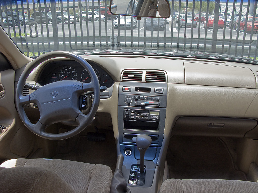 ... Nissan Maxima Interior | By Four Symbols