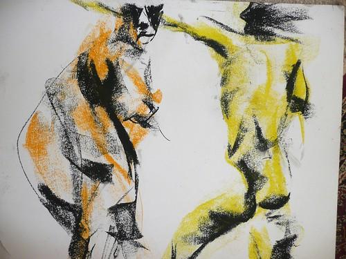 Pelea de chicas desnudas foto 65