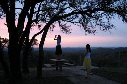 20080822 - San Marcos Sunset | by smallnotebook