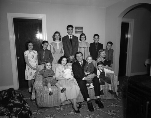Catholic Virginian, family group | by The Library of Virginia