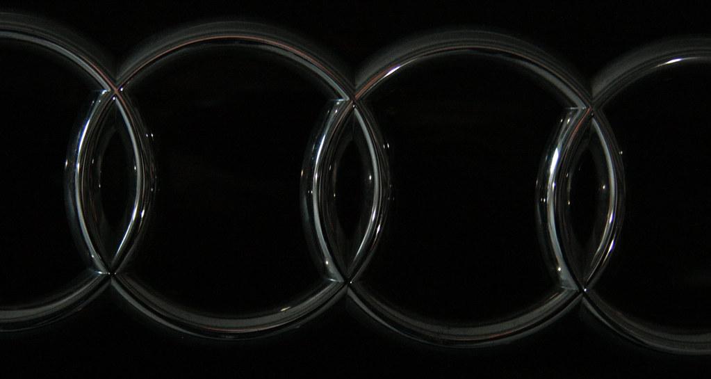 Audi Logo Symbol Wheels BD Blake Flickr - Audi symbol