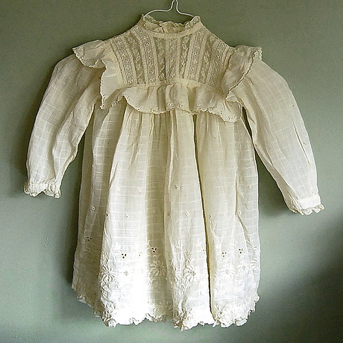 1900s toddler dress | by calloohcallay
