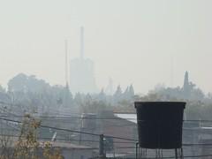 Se vino el humo IV | Humo proveniente de la quema de ...