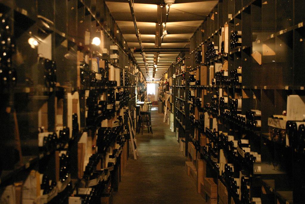Antoineu0027s Wine Cellar | by kaszeta Antoineu0027s Wine Cellar | by kaszeta & Antoineu0027s Wine Cellar | The wine cellar at Antoineu0027s. | Flickr