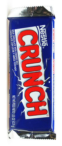 2006 Crunch Bar Wrapper | by cybele-
