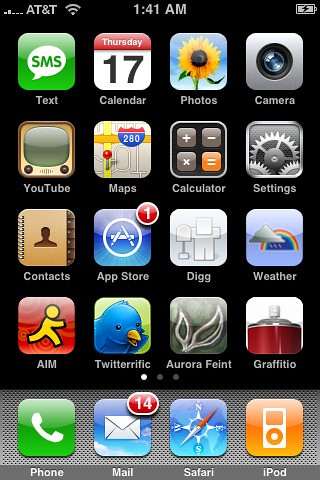 free iphone po what s on your iphone home screen new meme 10657