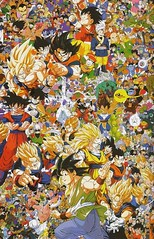 all dbz characters | by rey10121[imm]