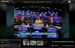 NFL Sunday Night Live - Quick Segment | by Dave__R