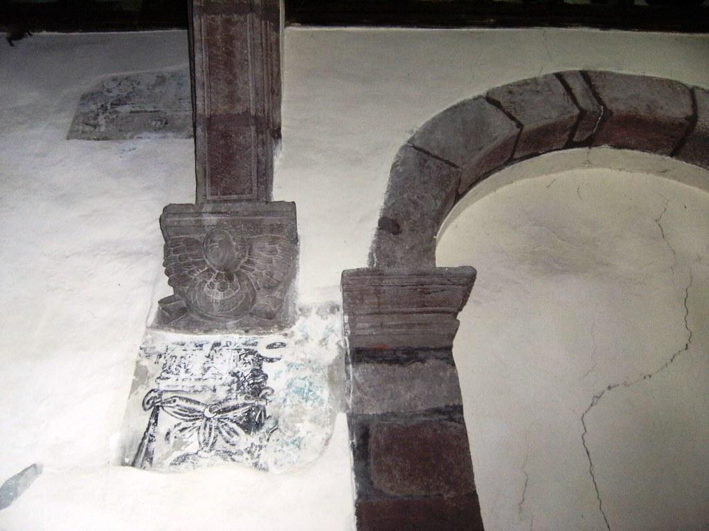 Claustro Del Ex Convento Franciscano Siglo Xvi Y Parroquia Flickr # Muebles Bernardo Leon