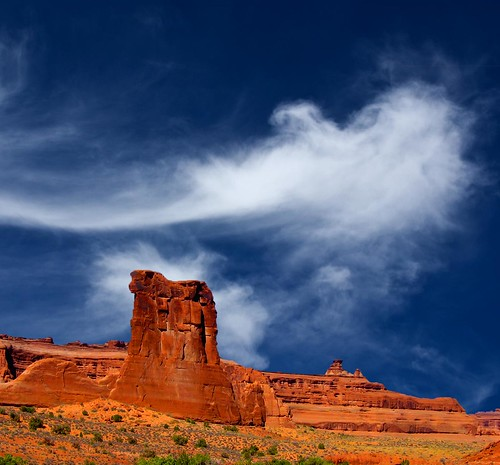 Arches and Clouds | by Bill Wight CA