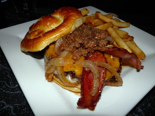 The Heart Attack Burger | by rabidscottsman