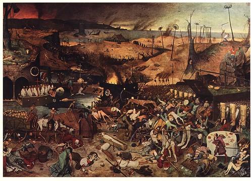 "Pieter Brueghel ""The Triumph of Death"""