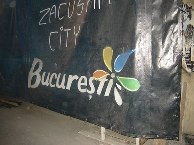 Bucharest City/Corporate Logo | by In Your Pocket