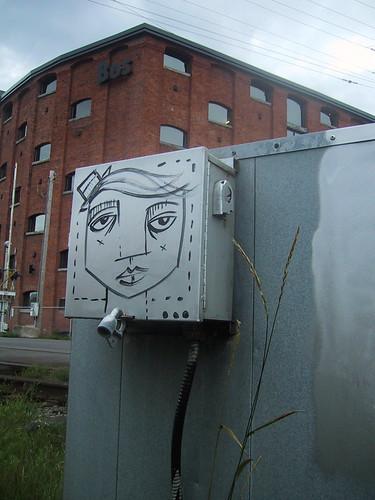 Train spotter au bord de la voie ferr e near the railways bruno boutot flickr - Maison au bord de la voie ferree ...