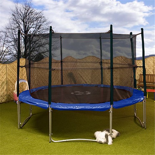 Mad Dash trampoline | by Kybotech