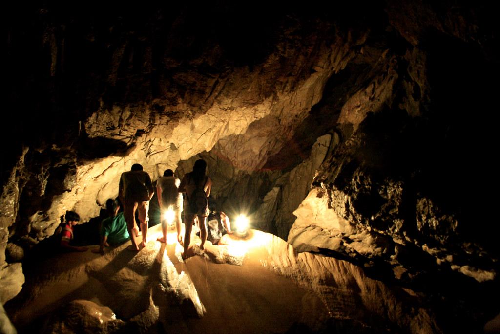 Sumaging Cave Exploration, Sagada
