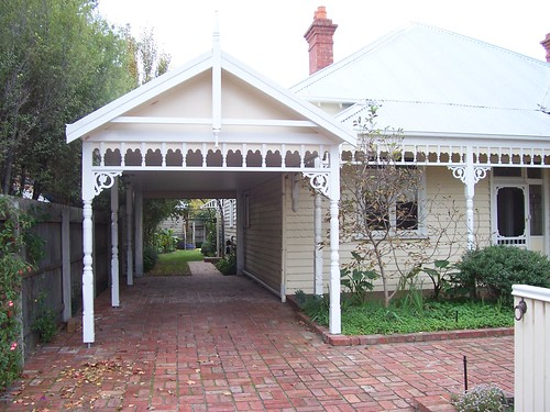 Carport By Outside Concepts Colonial Style Timber Frame