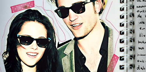 Kristen & Robert | by i heart him