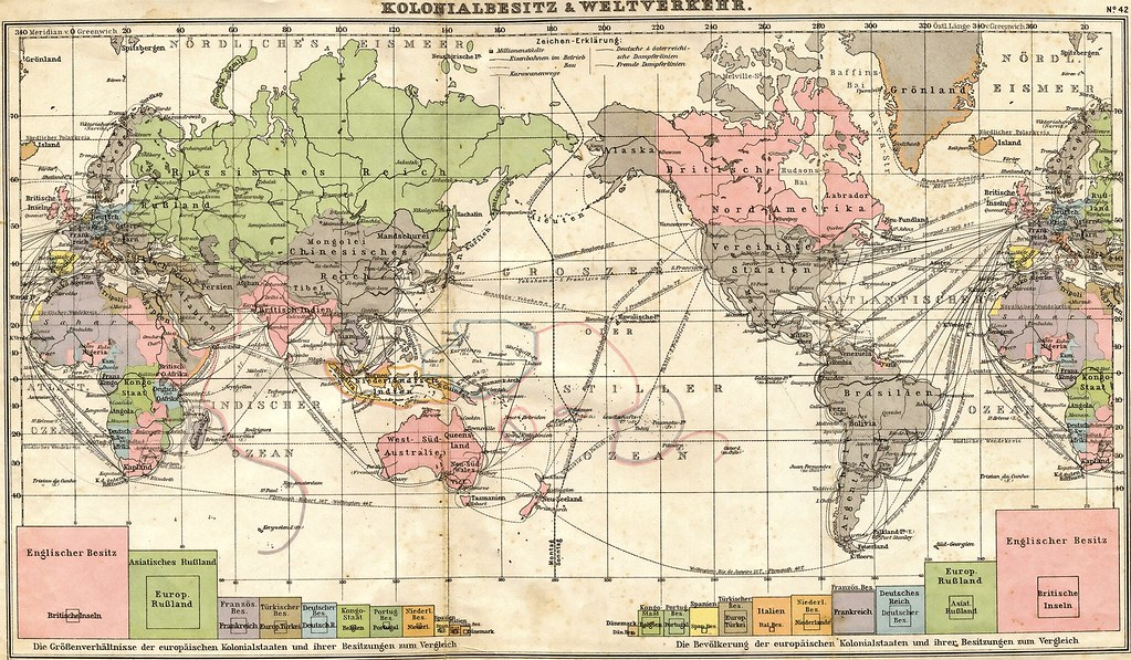 1905 world map in german patrick barry flickr 1905 world map in german by surrealpenguin gumiabroncs Choice Image