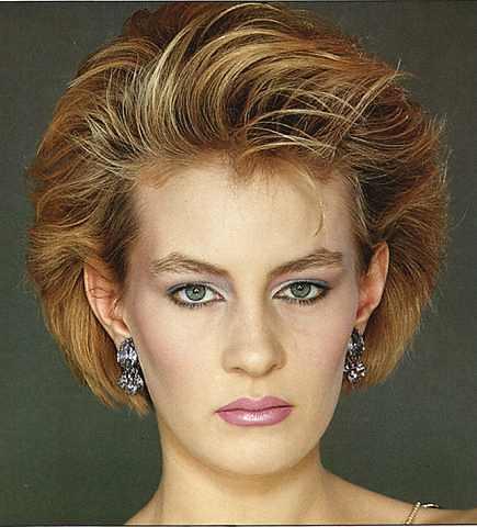 80s hairstyle 112 | Amara | Flickr