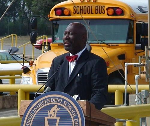 Northside Isd In San Antonio Chairman Williams Announced