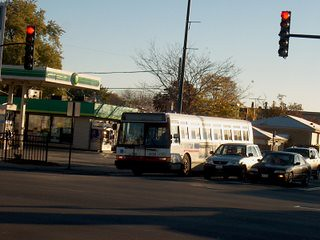 Westbound Addison Street CTA bus at Harlem Avenue. Chicago Illinois. October 2006. | by Eddie from Chicago