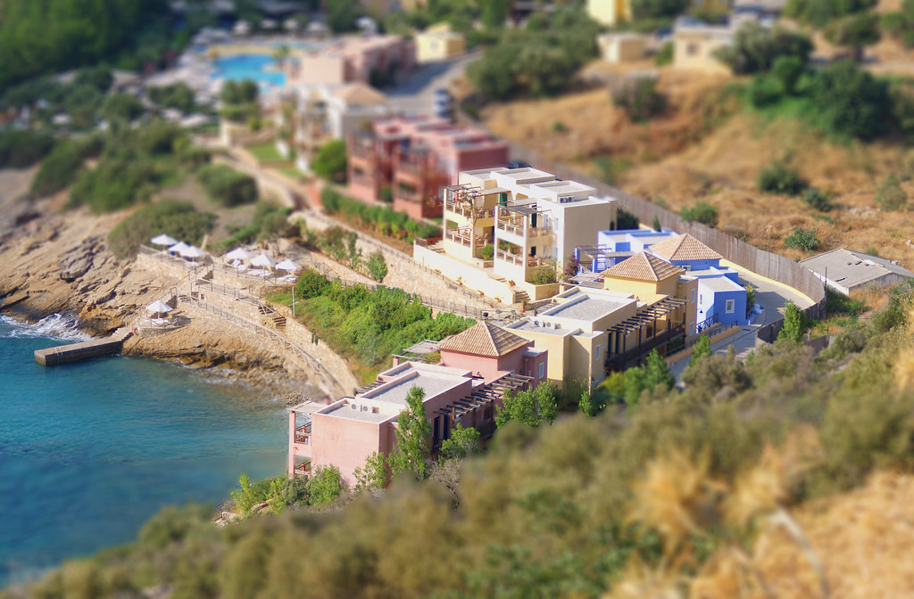 Candia Park Village Crete Aghios Nikolaos Neil Hoskins Flickr