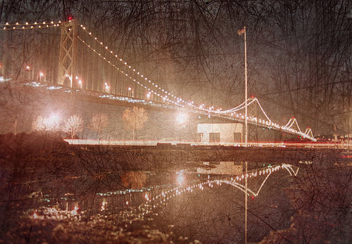bay bridge | by B.S. Wise