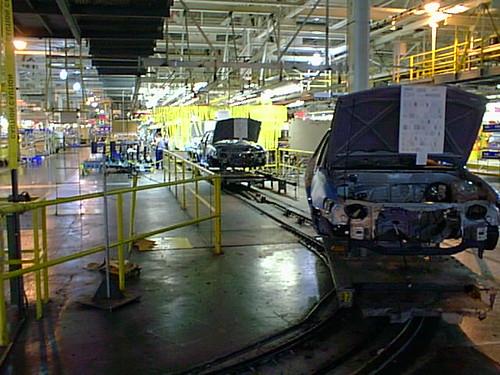 nummi21 nummi assembly plant tour fremont ca 2000 flickr. Black Bedroom Furniture Sets. Home Design Ideas