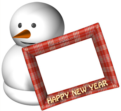 Happy New Year Frame Send Christmas Ecards And New Year Flickr