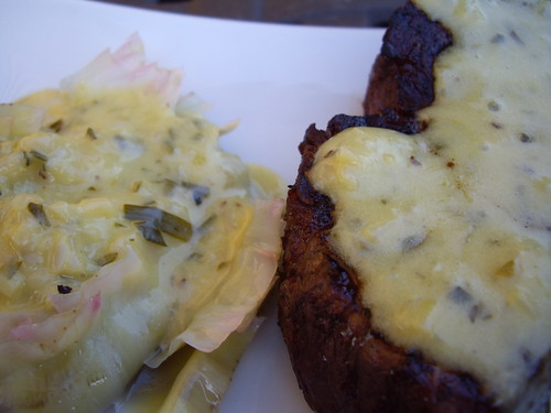 Filet Mignon with Bearnaise | by swampkitty