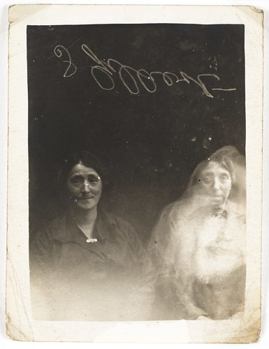Two women with a spirit | by National Science and Media Museum