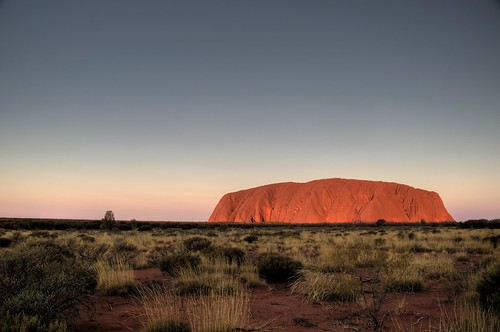 We did not climb Uluru | by nosha