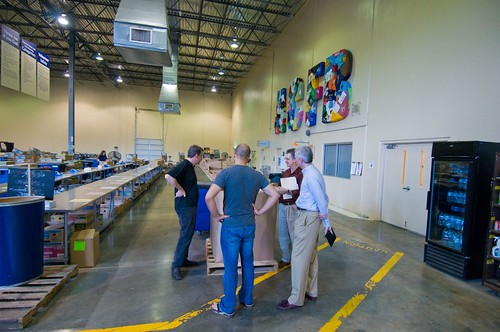 Atlanta Food Bank Community Service