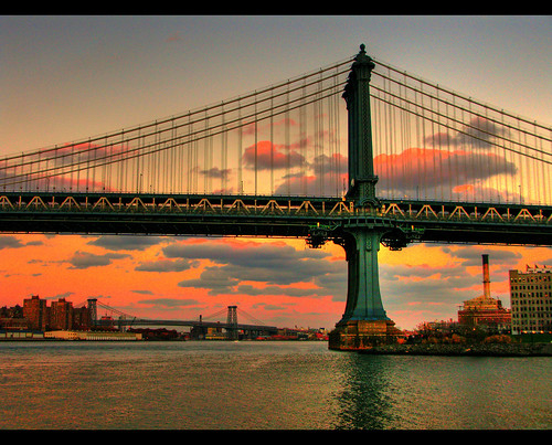 Manhattan Bridge | by Scott Hudson *