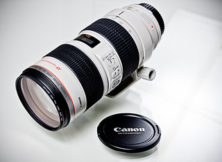 Canon EF 70-200 F2.8 IS | by nussprofessor