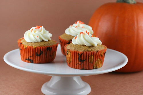 Pumpkin Patch Cupcakes - Martha Stewarts Cupcakes | by Food Librarian