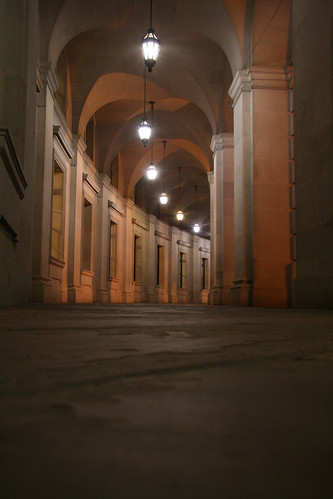 empty corridor | by beachboy2576