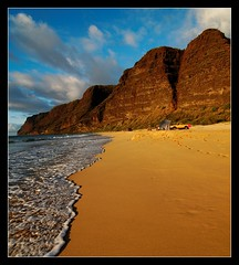Polihale Beach | by Bastian Bauwens