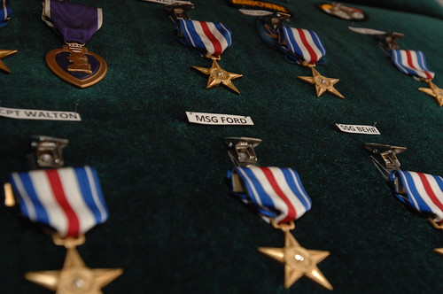 The story behind the Silver Stars | by The U.S. Army