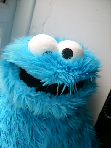 Cookie Monster | by nickstone333