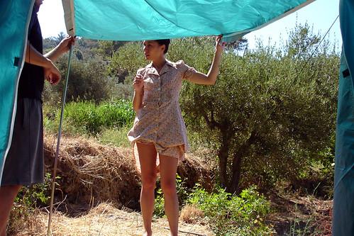Ενάντια στην  Ελληνική νομοθεσία για την κατασκήνωση