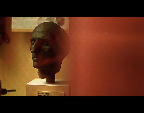 Henry Ford Museum - Tesla's Head | by Andy_Tanguay