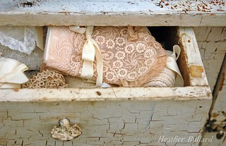 Tattered Lace | by Heather Bullard