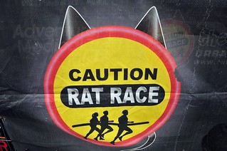 Caution - Rat Race! | by antwerpenR